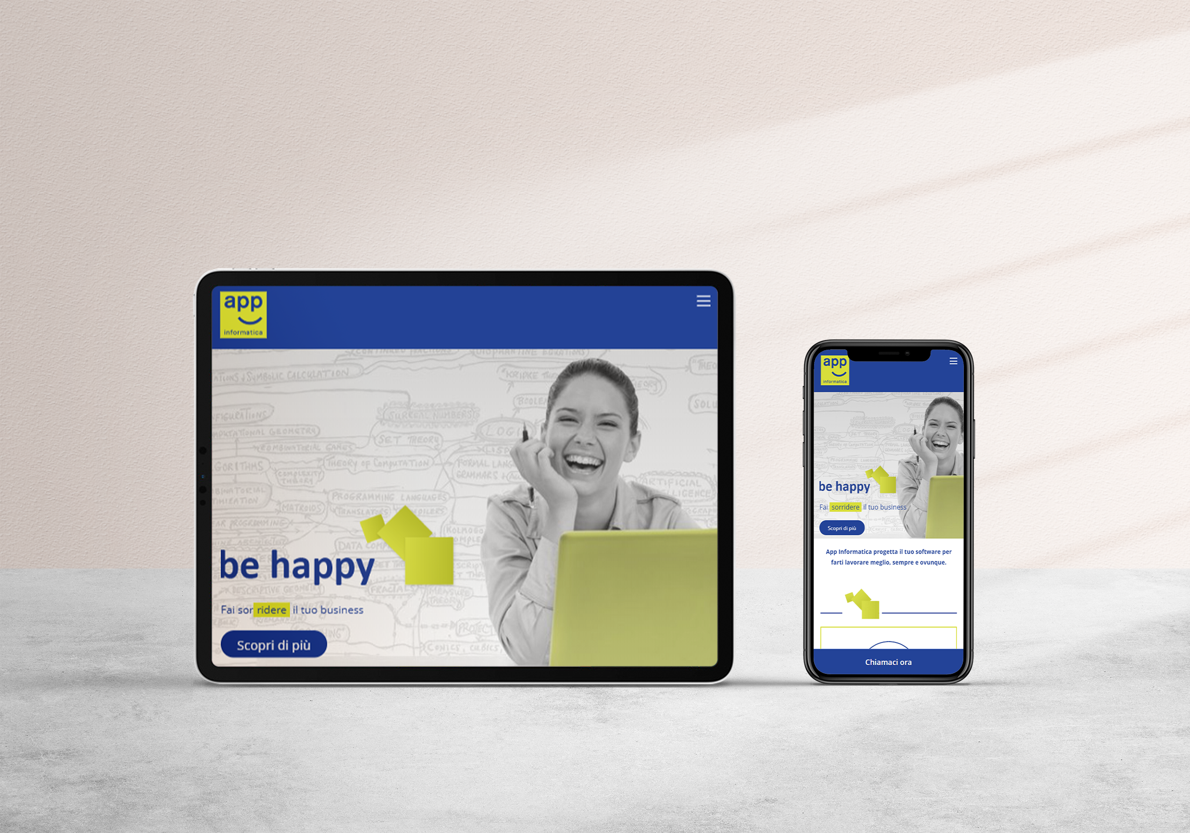 Un servizio All inclusive che permette a tutti i nostri clienti di avere un sito web o un e-commerce all'avanguardia e aggiornato.