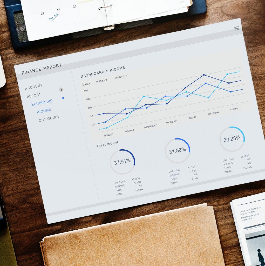 Tutte le informazioni sono esportabili in formato Excel e le stampe possono essere personalizzate dall'utente e inviate in PDF. Possibilità di configurare fino a otto stampanti.